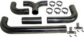 05-07 Dodge Ram 3500 Mbrp Exhaust Exhaust System Ki tS8102409
