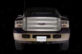 05-07 Ford F-250 Super Duty Putco Grolle Insert 84155