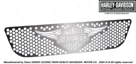 05-07 Ford F-250 Super Duty Putco Grille Insert 56155