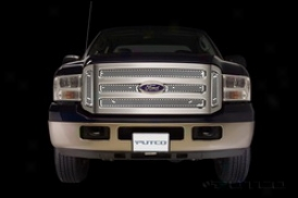 05-07 Ford F-250 Super Duty Putco Grille Insert 82155