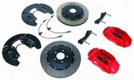 05-07 Ford Mustang Roush  Disc Brake Pad/caliper And Rotor Kit 401599