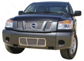 05-07 Nissan Armada T-rex Bumper Valance Grille Insert 55780