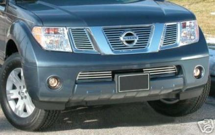 """05-07 Nissan Frontier E&g Classics 4pc 1/4 X 1/4 """"q"""" Grills"""