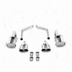05-08 Chevrolet Corvette Magnaflow Exhaust System Kit 15886