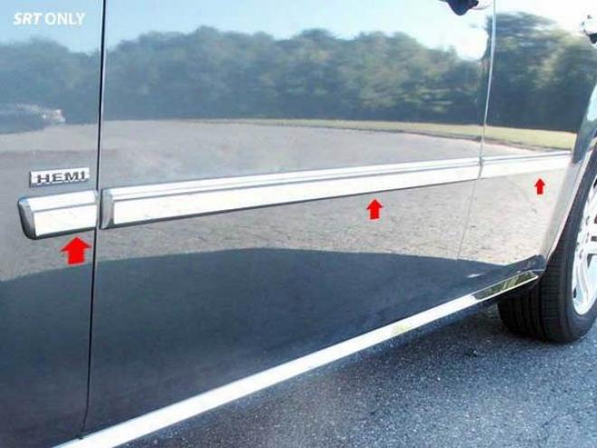 05-08 Dodge Magnum Quality Panel Trim Th45922