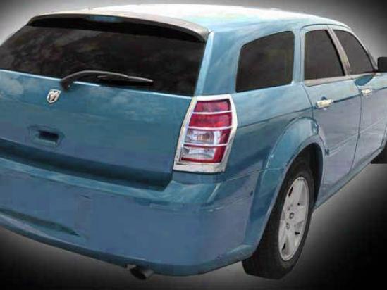 05-08 Dodge Magnum Quality Taillight Bezels Tl45920