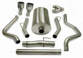 05-08 Ford F-150 Corsa Exhaust System Violin 14371