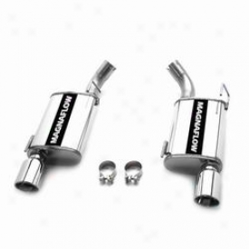 05-09 Ford Mustang Magnaflow Exhaust System Kid 15882