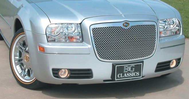 05-10 300 E&g Classic Chrysler 300/300c Heavy Metal Mesh Grille