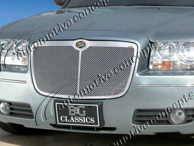 05-10 Chrysler 300 E&g Classics Chrysler 300/300c Fine Mesh Grille