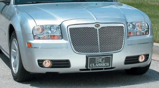 05-10 Chrysler 300 E&g Classics Classsic Heavy Metql Mesh Grille