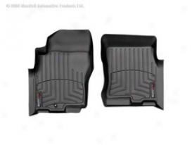 05-10 Nissan Pathfinder Weathertech Floor Mat Front 440331