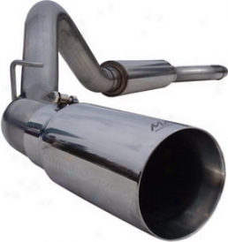 06-07 Chevrolet Silverado 2500 Hd Mbr pExhaust Exhaust System Outfit
