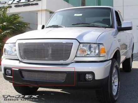 06-07 Ford Ranger T-rex Bumper Valance Grille Insert 25661