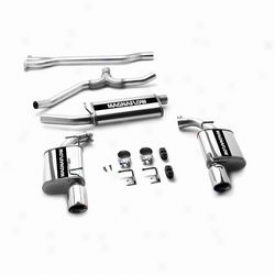 06-09 Dodge Charger Magnaflow Exhausst System Kit 16936