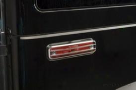 06-09 Hummer H2 Putco Side Marker Light Cover 403403