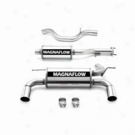 06-09 Hummer H3 Magnaflow Exhaust Order Kit 16630