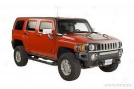 06-09 Hummer H3 Putco Putco Complete Chrome Accessory Kits 405638