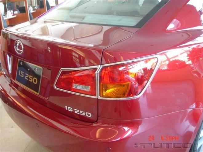 06-09 Lexus I2s50 Putco Tail Ligjt Covers 400832