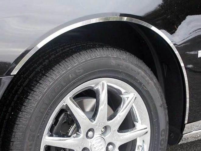 06-10 Buick Lucerne Quality Fender Trim Wq46550