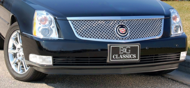 06-10 Dts E&g Classics Dts W/adaptive Cruise Dual Weave Mesh Grille Disc 12/1/2009