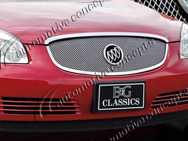 """06-10 Lucerne E&g Classics Fine Mesh Grille (will Not Fit Any Year """"supee"""" Edition Lucerne)"""