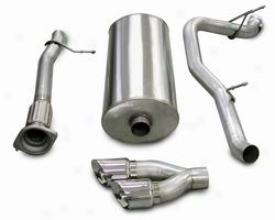 07-08 Cadillac Escalade Corsa Exhaust System Kit 14298