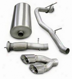 07-08 Cadillac Escalade Corsa Exhaust System Kit 14202