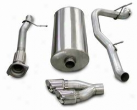 07-08 Cadillac Escalade Corsa Exhaust System Kit 14299
