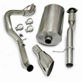 07-08 Chevrolet Avalanche Corsa Exhaust System Kit 14248