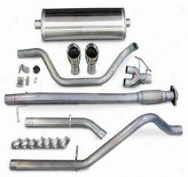 07-08 Chevrolet Silverado 1500 Corsa Exhaust System Kit 14195