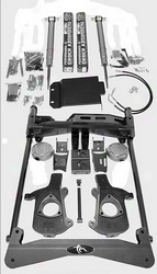 07-08 Chevrolet Suburban 1500 Trailmaster Lift Kit-suspension W/shocj