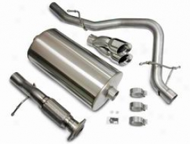 07-08 Chwvrolet Tahoe Corsa Exhaust Systrm Kit 14207