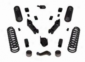 07-08 Jeep Wrangler Rancho Lift Kit-suspension Rs6507b