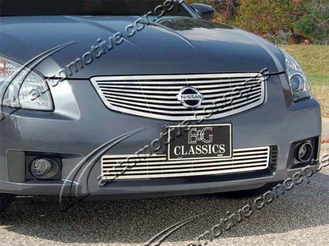 """07-08 Nissan Maxima E&g Classics 1/4 X 1/4 """"q"""" Grille 1083-0185-07q"""