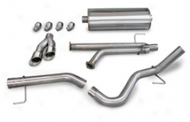 07-08 Toyota Tundra Corsa Exhaust System Kit 14578