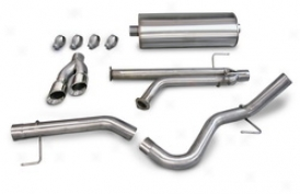 07-08 Toyota Tundra Corsa Exhaust System Kit 14577