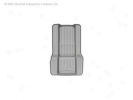 07-09 Cadillac Escalade Weathertech Floor Interweave Rear 440667