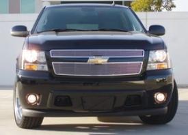 07-09 Chevrolet Avalanche T-rex Bumper Valance Grille Insert 25051