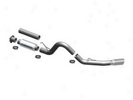 07-09 Chevrolet Silverado 2500 Hd Magnaflow Exhaust System Kti 16910