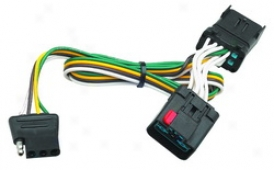 07-09 Chevrolet Silverado 3500 Hd Dale Tow Trailer Wire Connector