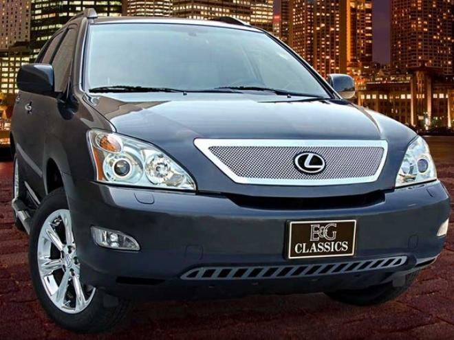 07-09 Lexus Is250 E&g Classics Fine Mesh Grille 1374-0102-07