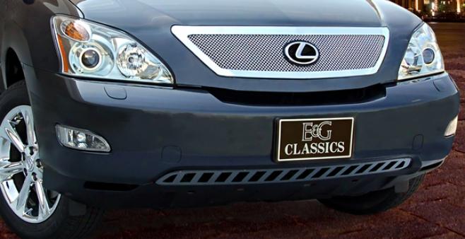 07-09 Lexus Is250 E&g Classics Upper Fine Mesh Grille 1374-O10u-07