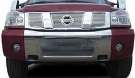 07-09 Nissan Conterminous Lund Grille Insert 84171