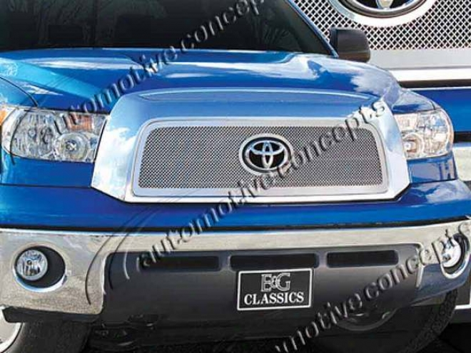 07-09 Toyota Tundra E&g Clasics Fine Mesh Grille 1276-0102-07