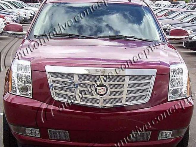 07-10 Cadillac Escalade E&g Classics Classic Sixteen Grille