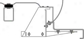 07-10 Chevrolet Silverado 1500 Deflecta-shield Aluminum Running Conclave