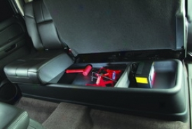 07-10 Chevrolet Silverado 1500 Husky Liners Cargo Box 09001