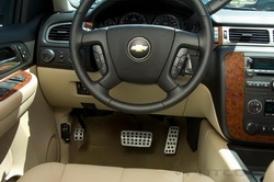 07-10 Chevrolet Slv3rado 1500 Putco Pedal Pad-set 932180