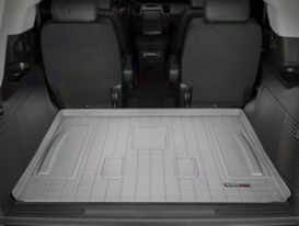 07-10 Escalade Weatnertech Cargo Area Liner Behind 2nd Set W/3rd Seat